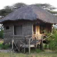 Ikoma Tented Lodge W