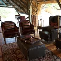 Selous Serena Luxury Camp