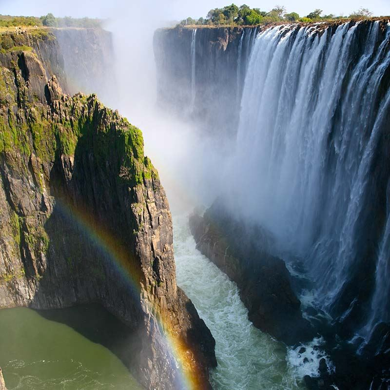 Safari Vacations Victoria Falls Zimbabwe Cape Town Kruger Park South Africa