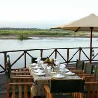 Selous Riverside Safari Camp