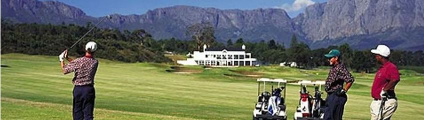 Golf Holidays Cape Town