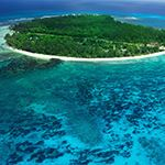 Honeymoon Seychelles Luxury Hotels Coral Denis Island Mahe Holidays