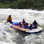 White Water Rafting River Nile Jinja Uganda Gorilla Safari Holiday