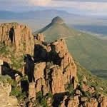 South Africa Self Drive Holiday Valley of Desolation Graaff Reinet Garden Route