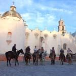 Photo Mexico Horse Riding Holiday Central Colonial Highlands