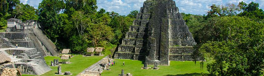Guatemala and Belize Holidays Antigua Lake Atitlan Tikal Temple Ruins
