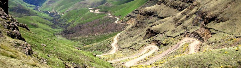 Lesotho holidays and Sani Pass tours