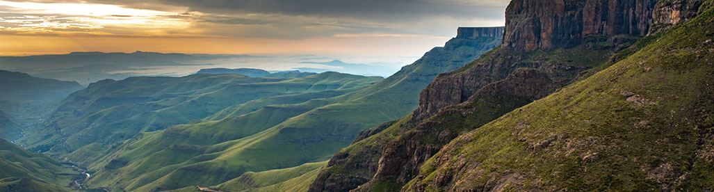 Lesotho Holidays Sani Pass Tours Drakensberg Mountains Pony Trekking