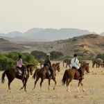 Namibia Horseback Safaris Mobile Riding Safari Skeleton Coast Damaraland Twyfelfontein Windhoek